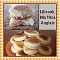Coucou! je cherchais une recette de Muffins Anglais dont mon mari raffole pour le petit déjeuner (toastés avec un...