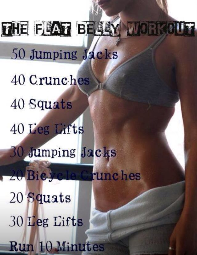 Flatten Your Belly with This Killer Ab Workouts for Women