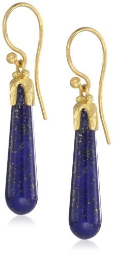 GURHAN Lapis Drop Earrings