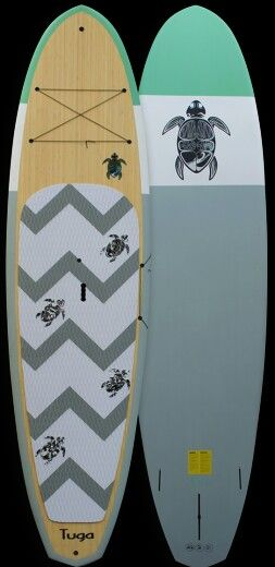Tuga SUP Tiff board... Love it