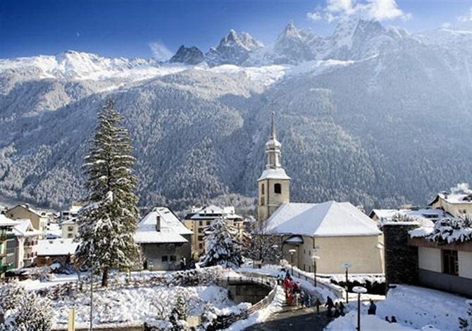 vacances au ski Chamonix location Résidence Androsace prix promo ski Lastminute à partir 420,00 € TTC