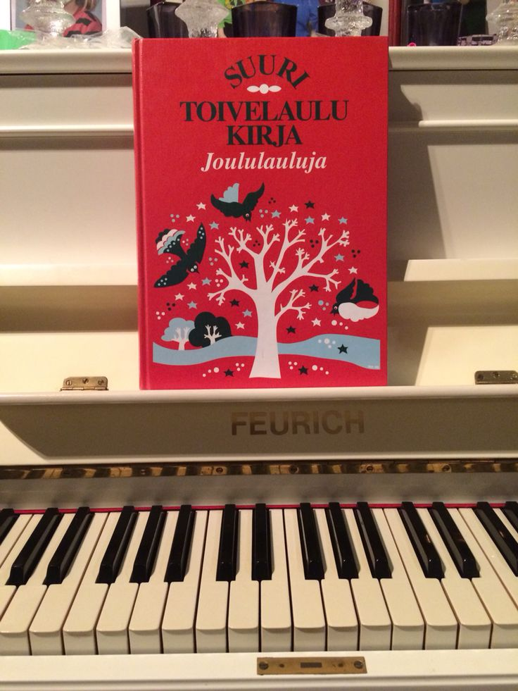 Joululaulut. #piano