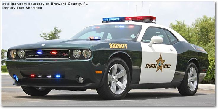 Challenger Sheriff Car Oh, go ahead and out run him, I know you can do it. snicker, snicker.