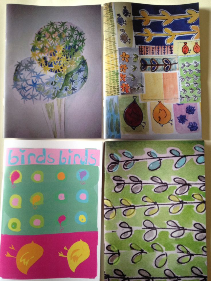 Notebooks www.josieandbelladesigns.bigcartel.com