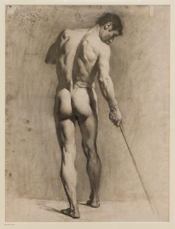 Erotic male drawings gallery