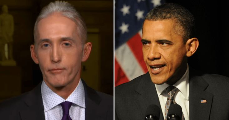WATCH: Trey Gowdy Obliterates Obama In Official Hearing, Media Stunned