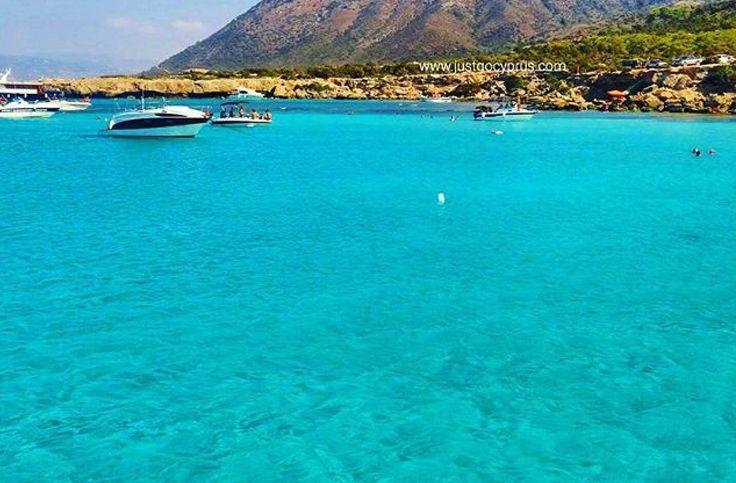 Blue lagoon Pafos