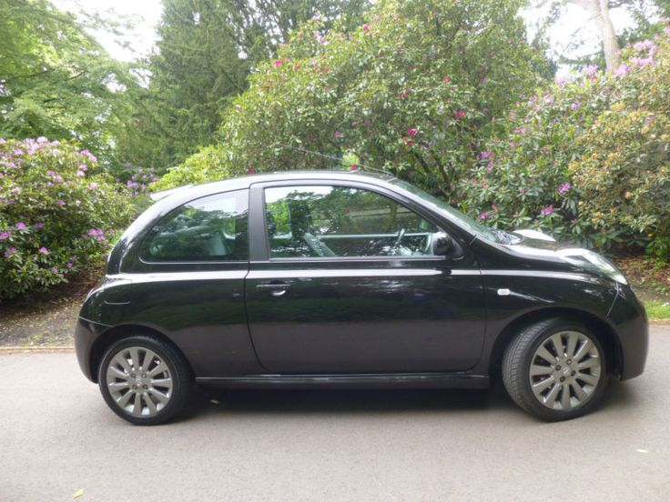 2008 Nissan Micra 1.5dCi DIESEL Tekna TOP OF RANGE,LEATHER,S/ROOF,BTOOTH,CRUISE | Motors
