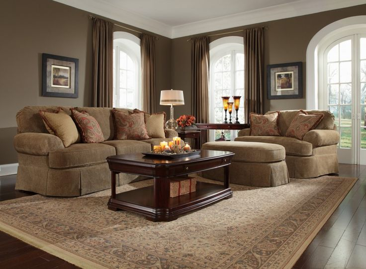 Living Room Color Ideas Brown Sofa Interior Design