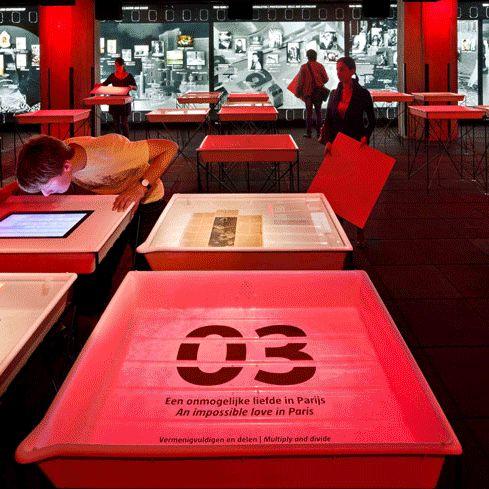 De Donkere Kamer, Nederlands Fotomuseum, 2011. KOSSMANN.DEJONG - PROJECTS