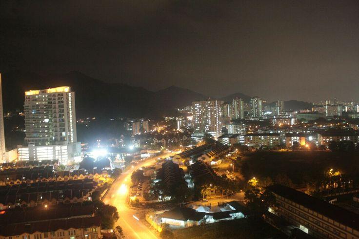 Penang at night 2