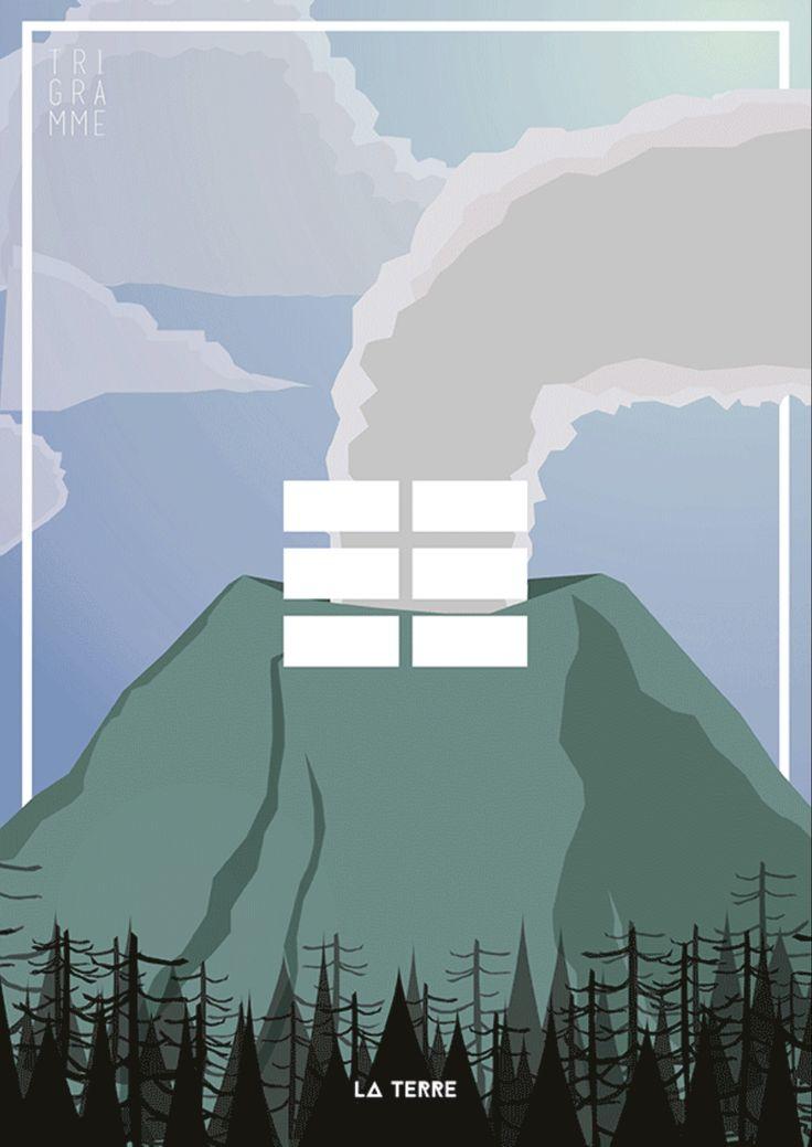 Trigramme - La Terre