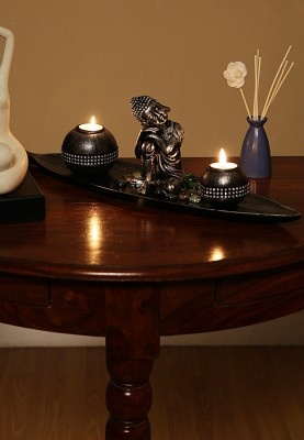 Awesome Give A Medieval Touch To Your Home Decor With This Exquisite Candle Stand  From Truhome.