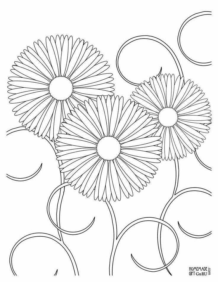 529 best images about Flower printables on Pinterest  Dovers