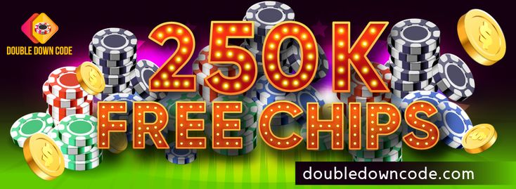 Doubledown Casino Promo Code June