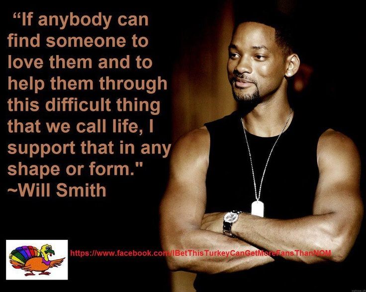 Will Smith's view on relationships