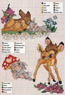sandylandya@outlook.es  Ângela Bordados: Imaginem decorar o quarto do beb~e com esses desen...