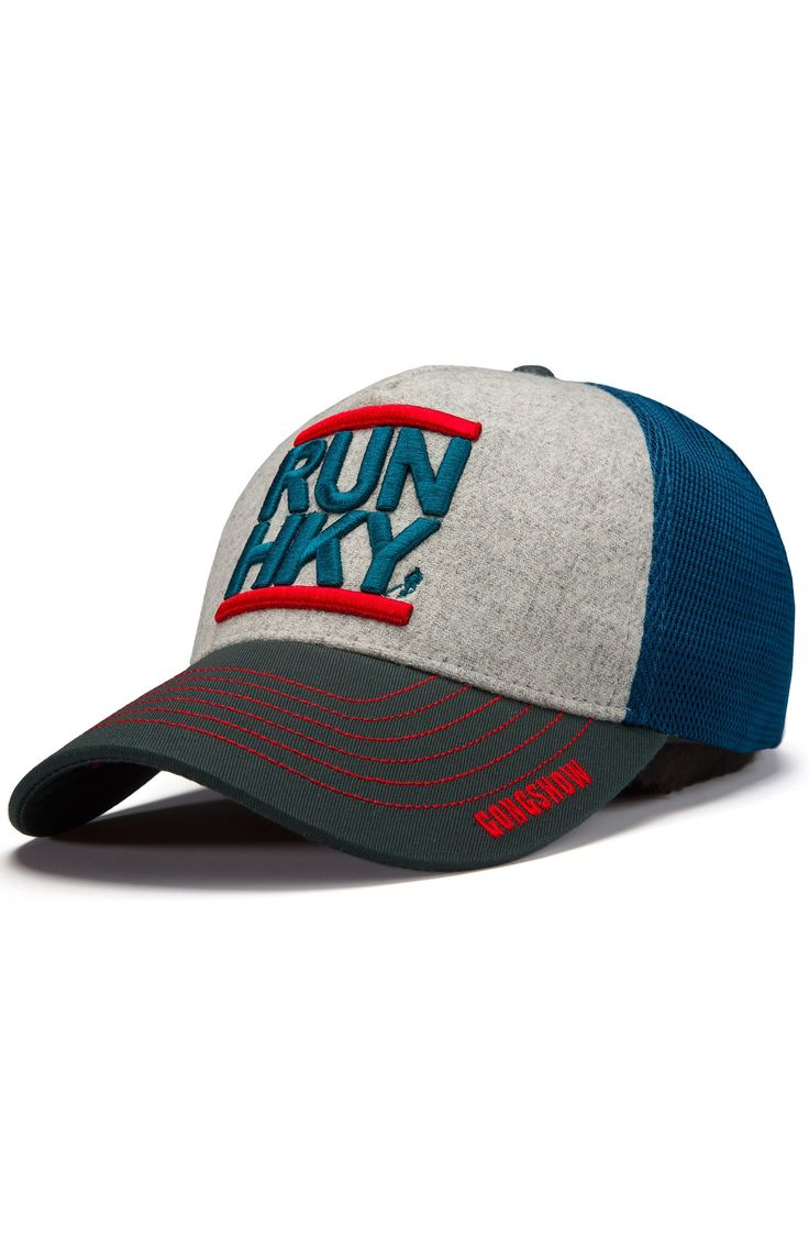 Run HKY Hockey Hat - Gongshow Gear - Lifestyle Hockey Apparel