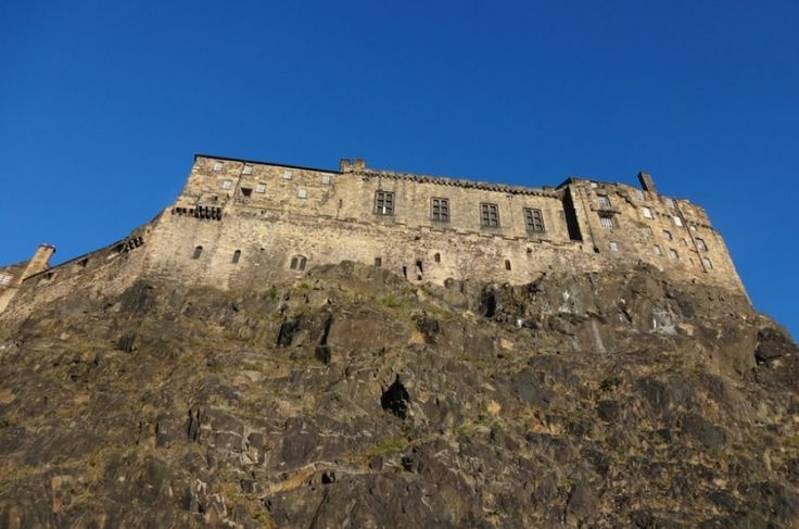 The Small Pleasures of Edinburgh