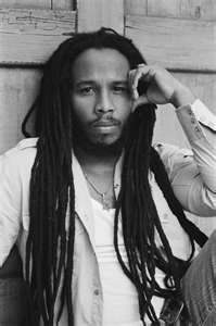 Ziggy Marley! So beautiful and spiritual! Saw Ziggy with his Melody Makers at a little outdoor concert in Truckee, CA in 2004.