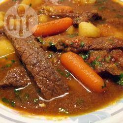 Foto da receita: Carne de panela tradicional
