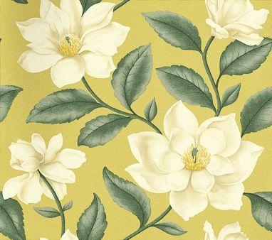 Grandiflora wallpaper by Sanderson
