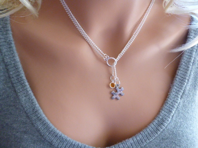 142 best JEWELRY for AUTISM images on Pinterest Autism awareness