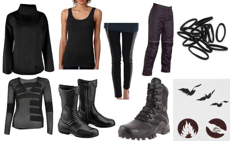 Tris Prior Costume from Divergent