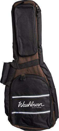 Washburn GB1 3/4 Size Acoustic Guitar Gig Bag by Oscar Schmidt. $20.17. 3/4 Size Acoustic Bag. Save 19%!
