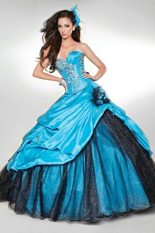 Long Pretty Dresses ...  allthedresses  Pinterest  Fashion ...