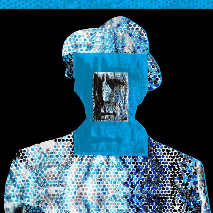 tom waits blue valentine (reworked) #samserif #tomwaits #bluevalentine