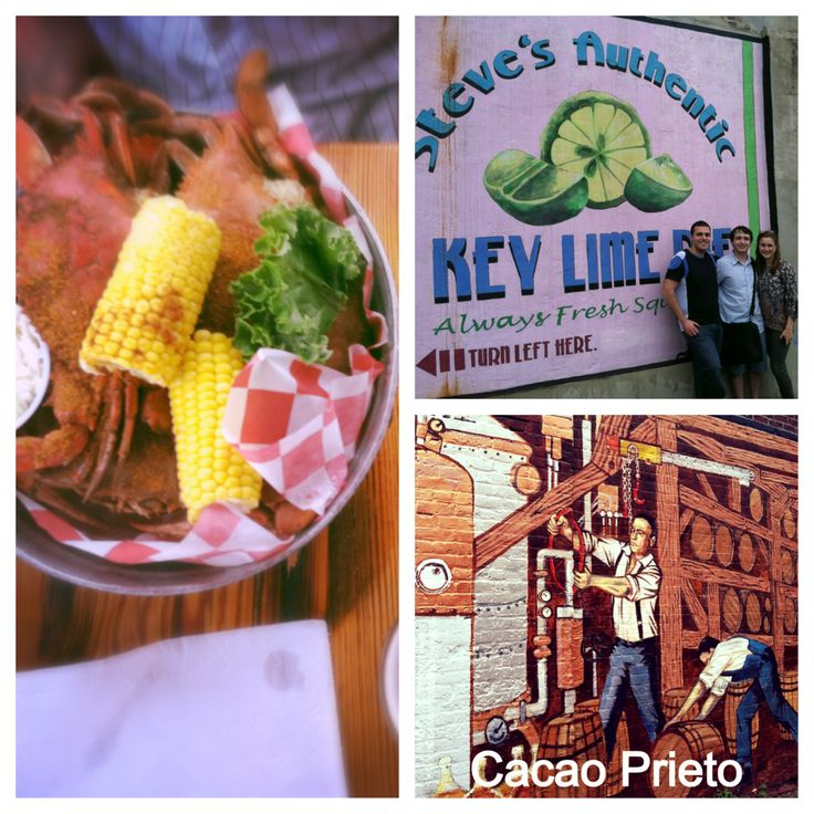 Explore Red Hook, Brooklyn and other areas with local gems with Urban Oysters, a locavore food tour company. Places featured: Steve's Authentic Key Lime Pie, Cacao Prieto and Brooklyn Crab #locavore #foodtour #brooklyn #thingstodoinNYC #vimbly #discovernyc