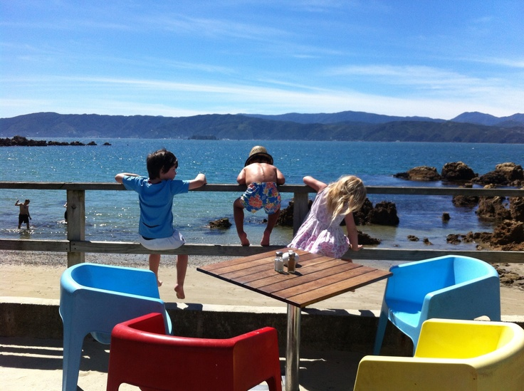 Scorcharama Cafe - Scorching Bay, Wellington