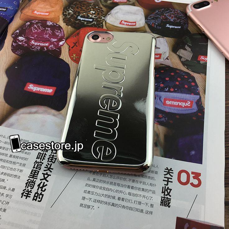 【iPhoneX/8 Plus用】Supremeケースの人気おすすめ、赤いラインに白地のロゴが特徴、シュプリーム「supreme」ブランド携帯カバー続々入荷中!海外限定モデルなど豊富。
