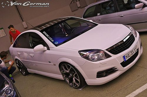 Pic request: XPs on non vauxhall 19s please?