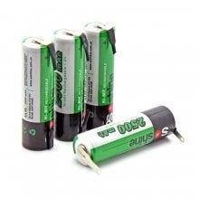 Soshine 1.2V 2500mAh NiMH Rechargeable AA Battery with Nickel Belt