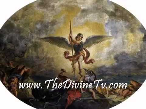 I pray this Chaplet of St  Michael the Archangel for Israel, for America and for the World... Jesus... Jesus... Jesus...