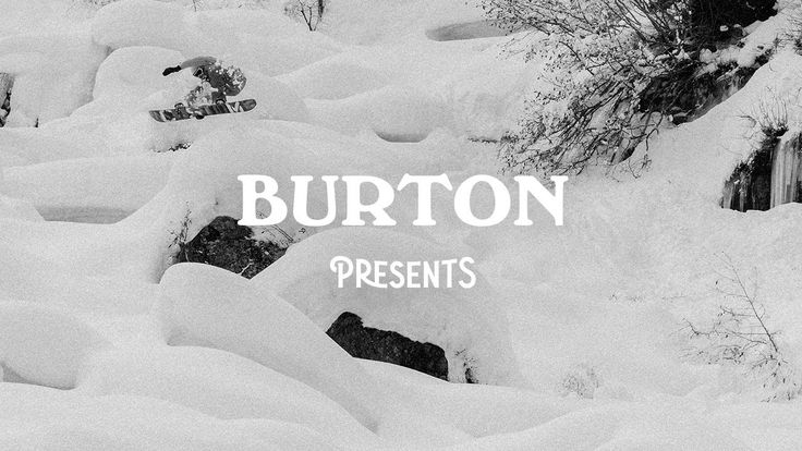 Burton Presents Ep. 3: Just Passing Through (snowboarding) - YouTube
