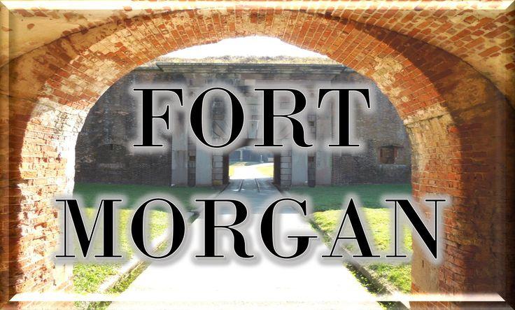 Fort Morgan Alabama Historical Site Information/ A national landmark - Fort Morgan State Historic Site