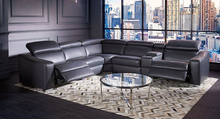 Rio recliner modular lounge