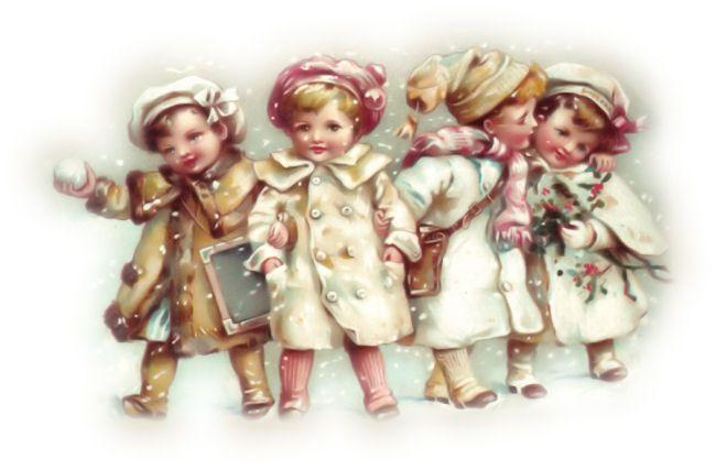 Детские ретро - картинки. Обсуждение на LiveInternet - Российский Сервис Онлайн-Дневников