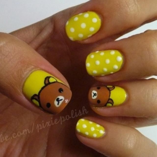Adorable Nails !!