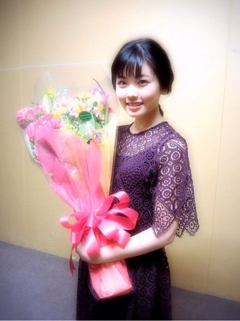奈良.舞台挨拶.2日間。|小芝風花オフィシャルブログ「always with a smile」Powered by Ameba