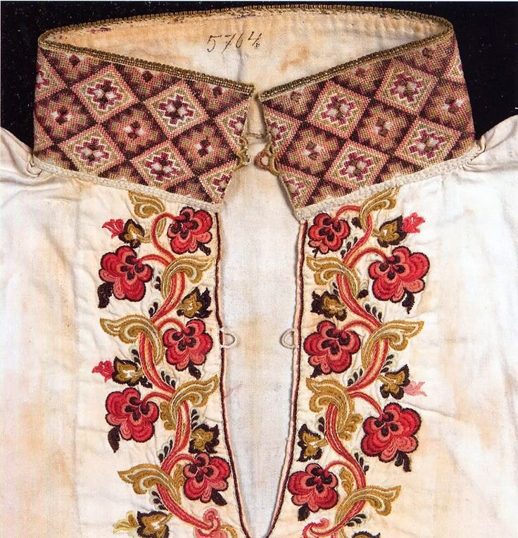 Hello all, Today I will continue my series on East Telemark costume by talking about the shirts. This garment is called skjorte, ...