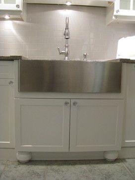 Stainless Steel Farm House Sinks Design Ideas, Pictures, Remodel, and Decor - page 5