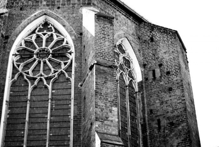 Dominikańskie #rozety we Wrocławiu. #dominikanie #klasztor #wrocław #wro