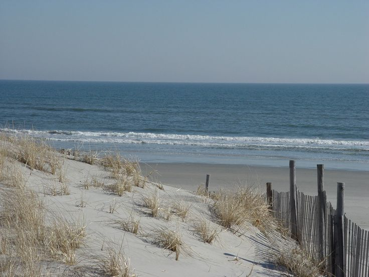 North Wildwood, NJ : North Wildwood Beach. Must go here. Husband's family lives up there :)