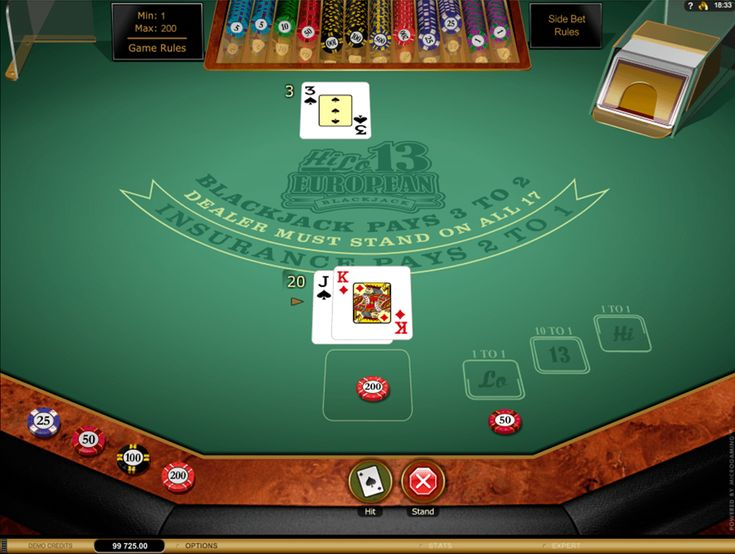 UK Real Money Online Blackjack