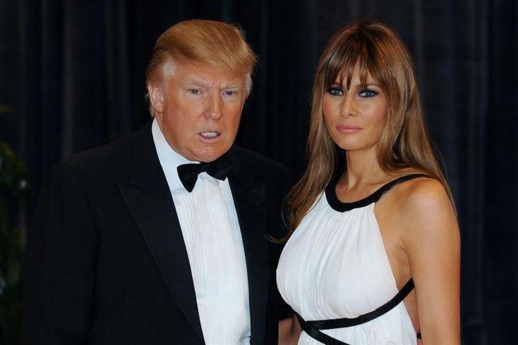 """Washington, 8 oct (EFE).- Melania Trump, esposa del candidato republicano a la Casa Blanca, Donald Trump, tildó hoy de """"inaceptables y ofensivas"""" las polémicas palabras de su marido sobre las mujeres divulgadas en un vídeo que data de 2005."""