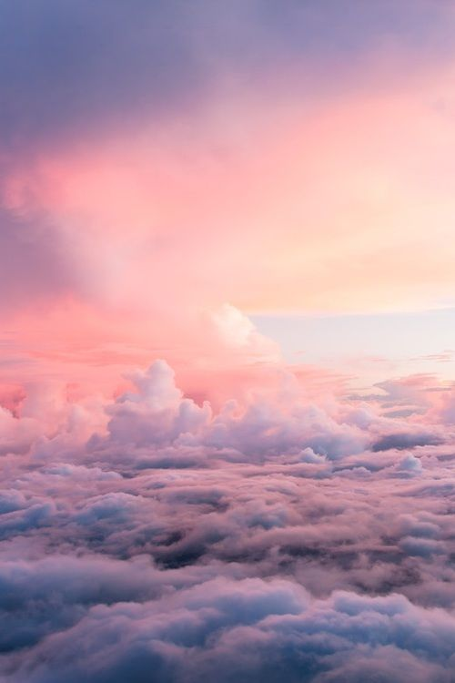 Above the clouds, is a place called heaven, which has given a home to 2 of my family                                                                                                                                                      More